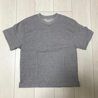 コモリ(COMOLI)のAURALEE レディース Tシャツ(Tシャツ(半袖/袖なし))