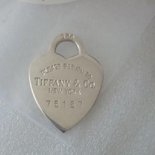 ティファニー(Tiffany & Co.)のティファニー チャーム(チャーム)