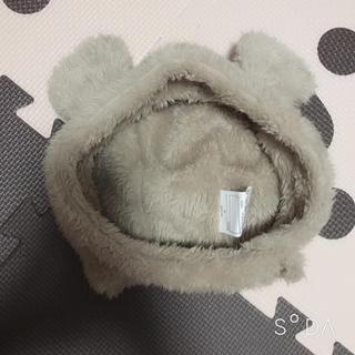 キッズフォーレ(KIDS FORET)のキッズフォーレ くま耳帽子(帽子)