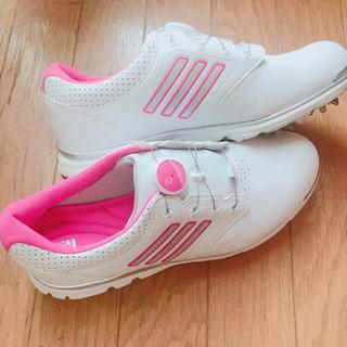 アディダス(adidas)のadidasゴルフシューズ BOA(シューズ)