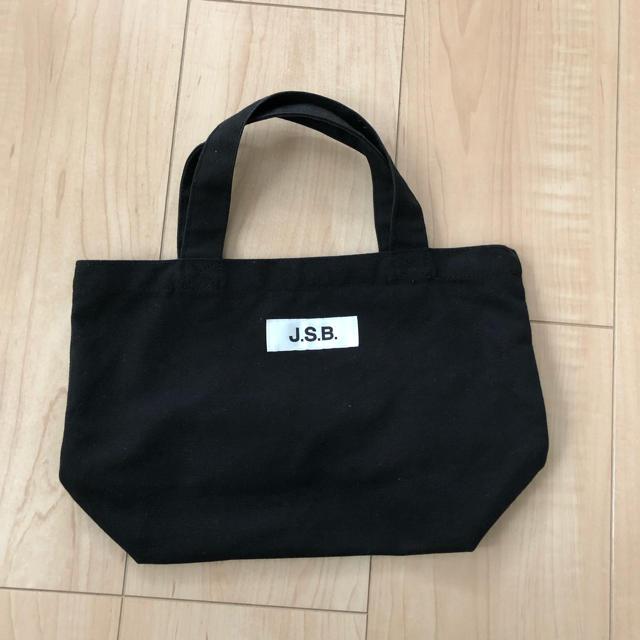 三代目 J Soul Brothers(サンダイメジェイソウルブラザーズ)のJSB LOVE/登坂広臣/スマイル/ミニトート レディースのバッグ(トートバッグ)の商品写真
