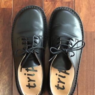 トリッペン(trippen)のあいべりー着画🙅♀️様 専用    (ローファー/革靴)