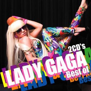 Lady Gaga レディーガガ 豪華2枚組41曲 最強 Best MixCD(R&B/ソウル)