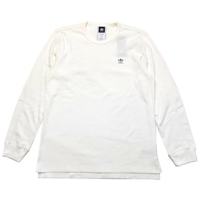 adidas(アディダス)のアディダス ロンT メンズのトップス(Tシャツ/カットソー(七分/長袖))の商品写真