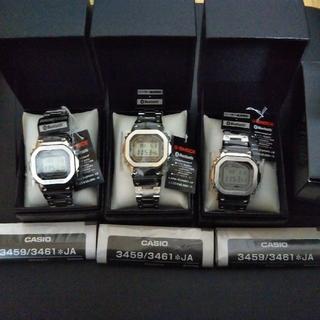 ジーショック(G-SHOCK)の政宗様専用 未使用 GMW-B5000D-1JF(腕時計(デジタル))