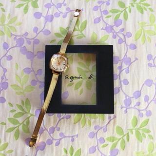 アニエスベー(agnes b.)のあい 様 😊 専用  アニエス ㉓  腕時計・稼動品✨(腕時計)