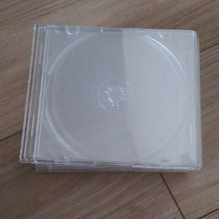 空ケース DVD CD 10枚(CD/DVD収納)