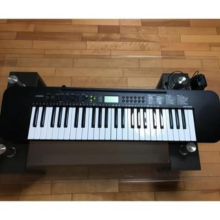 カシオ(CASIO)のCASIO 49鍵盤 電子キーボード ベーシック CTK-240(キーボード/シンセサイザー)