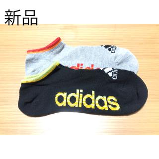 アディダス(adidas)の新品   adidas  スニーカーソックス(ソックス)