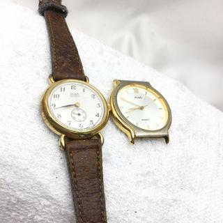 アルバ(ALBA)のALBA QUARTZ 2点セット(腕時計)