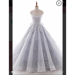 cocomelody° ウェディングドレス LD5054(ウェディングドレス)