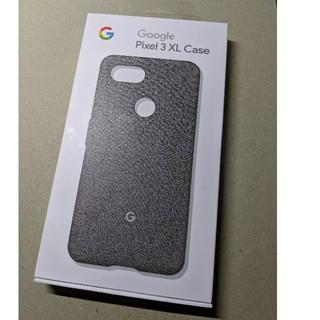 アンドロイド(ANDROID)の(開封品)Google Pixel 3 XL 純正カバー Glay(Androidケース)