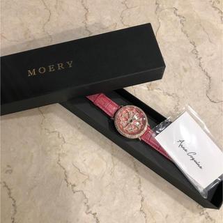 モエリー(MOERY)のアンコキーヌ モエリー 新品未使用 定価65000円程(腕時計(アナログ))