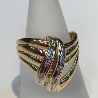 リング ゴールド 指輪,K18/pt900値下げ(リング(指輪))