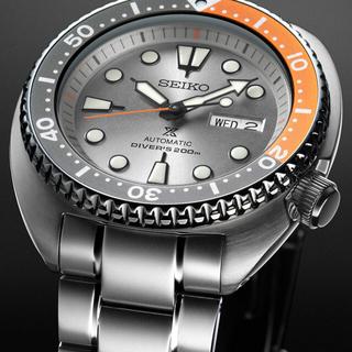セイコー(SEIKO)のhal様専用   SEIKO ヨーロッパ限定プロスペックスダイバーズドーングレイ(腕時計(アナログ))
