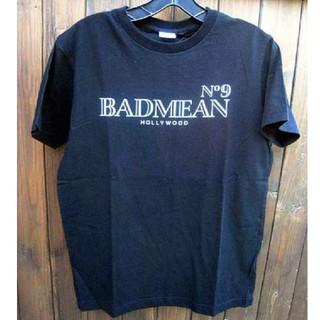 ハリウッドメイド(HOLLYWOOD MADE)のHOLLYWOOD MADE BADMEAN Tシャツ black(Tシャツ/カットソー(半袖/袖なし))