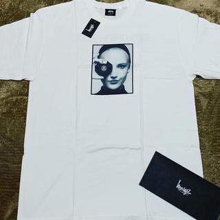 ステューシー(STUSSY)のstussy chanel コラボTシャツ(Tシャツ/カットソー(半袖/袖なし))