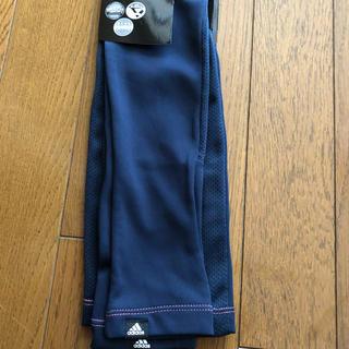 アディダス(adidas)のお買い得  アディダス  新品未使用  日焼け止め用のUV手袋  アームカバー(手袋)