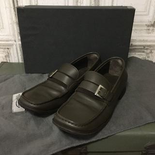 シルバノマッツァ(SILVANO MAZZA)のイタリア製 Silvano Mazza シルバノ マッツァ シューズ USED(ローファー/革靴)