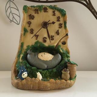 ジブリ(ジブリ)のトトロの置き時計(置時計)