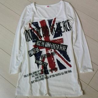 リュリュ(RyuRyu)のロンT(Tシャツ(長袖/七分))