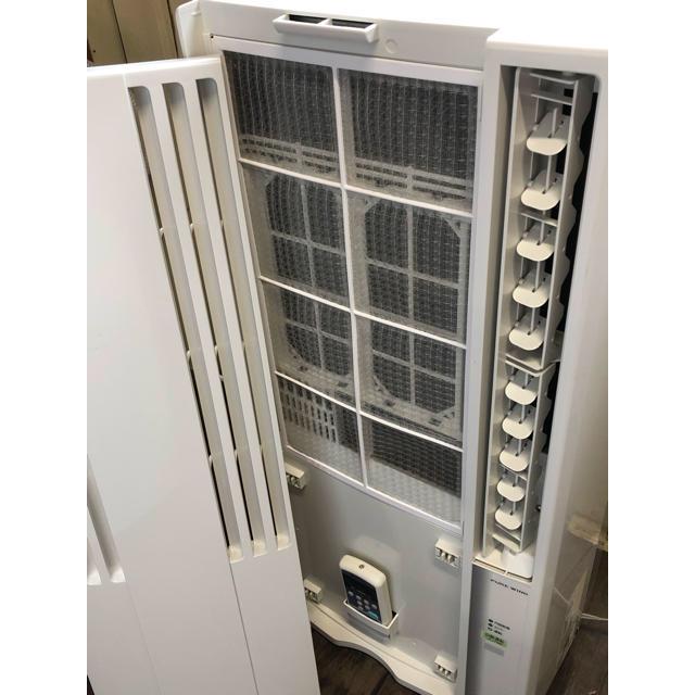 コロナ(コロナ)の美品❗️2シーズン使用 コロナ 窓用エアコン 2016年 スマホ/家電/カメラの冷暖房/空調(エアコン)の商品写真