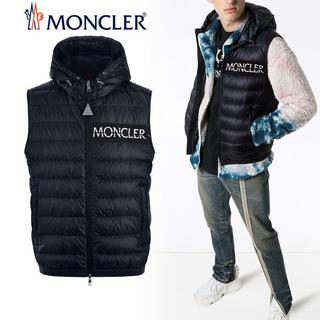 モンクレール(MONCLER)の【6】MONCLER 19SS LARUNS ダウンキルティング ベスト4(ダウンベスト)