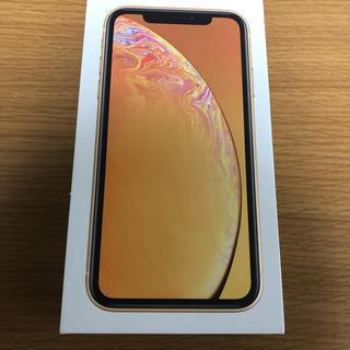 アップル(Apple)のiphone xr 256GB simフリー(スマートフォン本体)