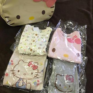 シマムラ(しまむら)の新品 キティちゃん 5点セット 90 (Tシャツ/カットソー)