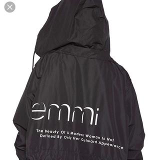 エミアトリエ(emmi atelier)のemmi ウィンドプルーフコート(ロングコート)