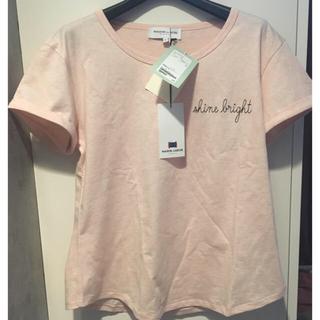 ドゥロワー(Drawer)のドゥロワー 購入  ピンク  M     メゾン ラビッシュ専用です(Tシャツ(半袖/袖なし))