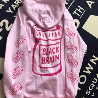 シュプリーム(Supreme)のblack Brain(パーカー)