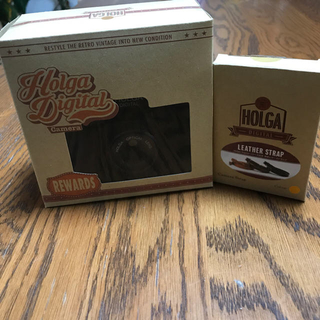 HOLGADIGITAL デジタルトイカメラ(フィルムカメラ)