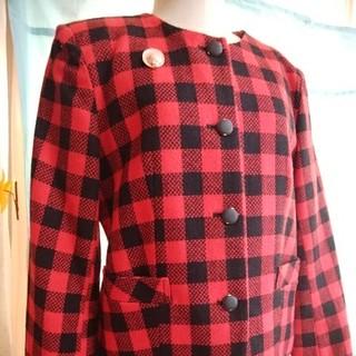 64073635d7e49 2ページ目 - スーツ(レディース)(レッド 赤色系)の通販 400点以上 ...