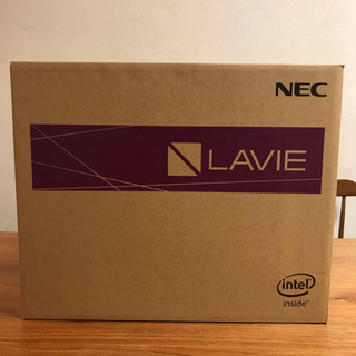 エヌイーシー(NEC)の【新品】【未使用】NEC LAVIE PC-NX850JAG ノートパソコン(ノートPC)