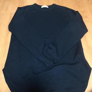 グリーンレーベルリラクシング(green label relaxing)のカットソー(Tシャツ/カットソー(七分/長袖))