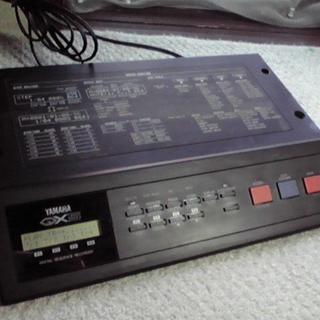 ヤマハ(ヤマハ)のYAMAHA QX5 デジタルシーケンスレコーダー 取扱説明書付(MIDIコントローラー)
