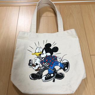 ディズニー(Disney)のB'z ★ EXHIBITION トートバッグ(ミュージシャン)
