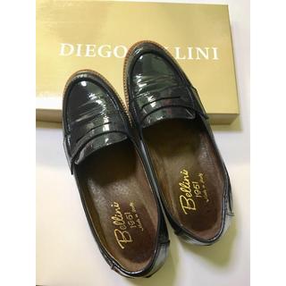 ディエゴベリーニ(DIEGO BELLINI)のDIEGO  BELLINI ディエゴベリーニ ローファー(ローファー/革靴)