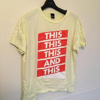 グラニフ(Design Tshirts Store graniph)のグラニフ ロゴTシャツ(Tシャツ/カットソー(半袖/袖なし))
