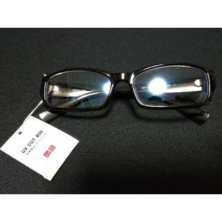 ユニクロ(UNIQLO)のユニクロ ファッションメガネ 伊達メガネ(サングラス/メガネ)