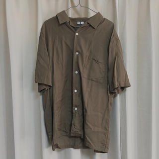 ユニクロ(UNIQLO)のUNIQLO 開襟シャツ(シャツ)
