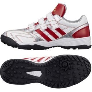 アディダス(adidas)の40%オフ アディダス 25cm トレーニングシューズ レッド ホワイト(シューズ)