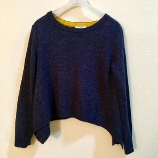 オープニングセレモニー(OPENING CEREMONY)のOC 短丈 薄手 セーター(ニット/セーター)