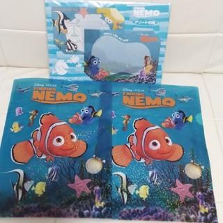 ディズニー(Disney)のファインディング・ニモ ファイル2枚と封筒とシール(ファイル/バインダー)