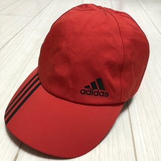 アディダス(adidas)の美品!adidas アディダス キャップ ゴルフ帽子(その他)