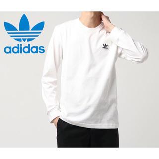 アディダス(adidas)の半額以下! 新品 アディダス  ロングスリーブ  Tシャツ(Tシャツ/カットソー(七分/長袖))