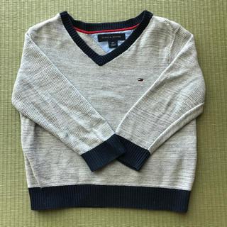 トミーヒルフィガー(TOMMY HILFIGER)のTOMMY HILFIGER トミー ヒルフィガー 18M 男の子 セーター(ニット/セーター)