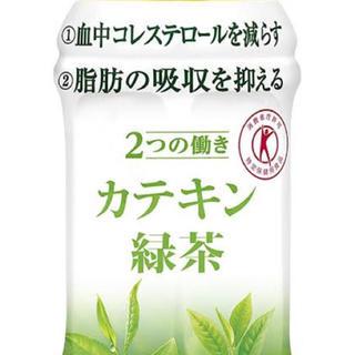 イトウエン(伊藤園)のマユマユ様専用カテキン緑茶350ミリペット24本×2ケース(48本)(健康茶)