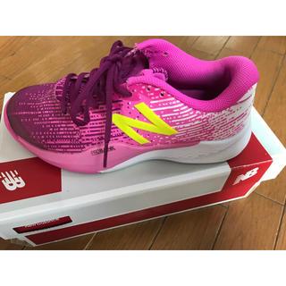 ニューバランス(New Balance)のテニスシューズ NB 23.5㎝(シューズ)